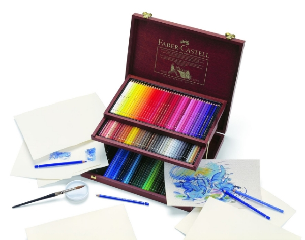 Picture for category Artist Quality Colour Pencils